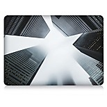 cheap -MacBook Case for City View Polycarbonate Material New MacBook Pro 13-inch MacBook Air 13-inch Macbook Air 11-inch Macbook MacBook Pro