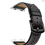 Недорогие -Ремешок для часов для Apple Watch Series 3 / 2 / 1 Apple Современная застежка Кожа Повязка на запястье