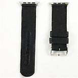 Недорогие -Ремешок для часов для Apple Watch Series 3 / 2 / 1 Apple Повязка на запястье Современная застежка Нейлон