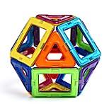 Недорогие -Магнитный конструктор Игрушки Фантастика трансформируемый Мягкие пластиковые 28 Куски