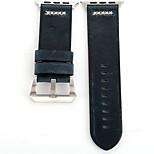 Недорогие -Ремешок для часов для Apple Watch Series 3 / 2 / 1 Apple Повязка на запястье Современная застежка Натуральная кожа