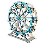 Недорогие -Деревянные пазлы Игрушки Круглый Мода профессиональный уровень Стресс и тревога помощи Ручная работа Декомпрессионные игрушки Классика
