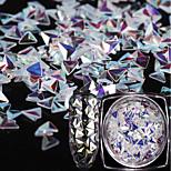 Недорогие -Пайетки Ар деко / Ретро Классика Высокое качество Повседневные Дизайн ногтей