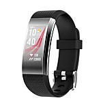cheap -Smart Bracelet Bluetooth Water Resistant Touch Sensor Exercise Record APP Control Pulse Tracker Pedometer Activity Tracker Sleep Tracker