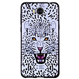 cheap -Case For Huawei Y6 (2017)(Nova Young) Y5 III(Y5 2017) Pattern Back Cover Leopard Print Animal Soft Silicone for Huawei Y6 (2017)(Nova