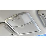 Недорогие -автомобильные лампы для чтения покрывают diy автомобильные интерьеры для nissan все годы патруль y62 stailess steel