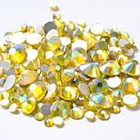 cheap -Rhinestones Crystal Fashion High Quality Daily Nail Art Design
