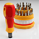cheap -Cell Phone Repair Tools Kit 31 in 1 Screwdriver Extension Bit Screwdriver Replacement Tools Mobile Phone
