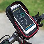 Недорогие -Велоспорт Мобильный телефон держатель стенд Регулируемая подставка Мобильный телефон Тип пряжки ABS Держатель