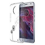 Недорогие -Кейс для Назначение Motorola E4 Plus 5 С узором Задняя крышка одуванчик Мягкий TPU для Moto X4 Moto E4 Plus Moto E4
