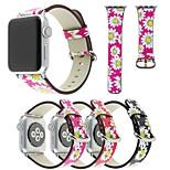 Недорогие -Ремешок для часов для Apple Watch Series 3 / 2 / 1 Apple Повязка на запястье Современная застежка PU