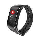 cheap -Calories Burned Pedometers Blood Pressure Measurement Anti-lost APP Control Pulse Tracker Pedometer Activity Tracker Sleep Tracker Find