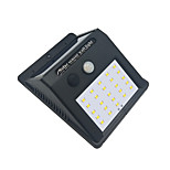 cheap -BRELONG 25LED Solar Body Sensor Wall Lamp Garden lights