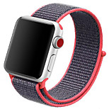 cheap -Watch Band for Apple Watch Series 3 / 2 / 1 Apple Wrist Strap Classic Buckle Nylon