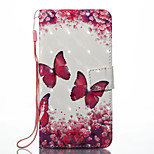cheap -Case For Xiaomi Redmi Note 5A Redmi Note 4X Card Holder Wallet with Stand Full Body Butterfly Hard PU Leather for Xiaomi Redmi Note 4X