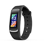 cheap -Smart Bracelet Bluetooth Calories Burned Pedometers Touch Sensor Supports Third Party App Installation Pulse Tracker Pedometer Activity