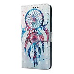 cheap -Case For Huawei Mate 10 pro Mate 10 lite Card Holder Wallet with Stand Flip Magnetic Pattern Full Body Dream Catcher Hard PU Leather for