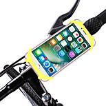 Недорогие -Велоспорт Мобильный телефон держатель стенд Регулируемая подставка Поворот на 360° Тип пряжки Против скольжения Силикон Держатель