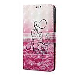 cheap -Case For OPPO Oppo R11 Oppo A57 Card Holder Wallet with Stand Flip Magnetic Pattern Full Body Cases Scenery Hard PU Leather for OPPO R11
