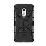 Case For Xiaomi Redmi Note 4 Shockproof with Stand Back Cover Armor Hard Silicone for Xiaomi Redmi Note 4