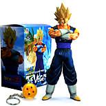Недорогие -Аниме Фигурки Вдохновлен Жемчуг дракона Goku 28.5 См Модель игрушки игрушки куклы
