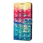 cheap -Case For Xiaomi Redmi Note 5A Redmi Note 4X Card Holder Wallet with Stand Flip Magnetic Pattern Scenery Hard for