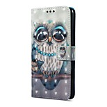 cheap -Case For Huawei Mate 10 pro Mate 10 lite Card Holder Wallet with Stand Flip Magnetic Pattern Full Body Owl Hard PU Leather for Mate 10