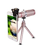 cheap -Mobile Phone Lens Long Focal Lens Metal Shell 18X Macro 3 70 High Definition