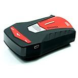 Недорогие -автомобильный радар-детектор скорость потока v6 светодиодный дисплей анти-радар электронный собака английский / русский автомобиль