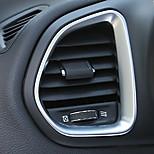 Недорогие -вентилятор для автомобильных кондиционеров закрывает интерьерные автомобильные салоны для джип-ренегат-пластика