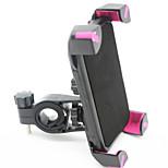 Недорогие -Велоспорт Мобильный телефон держатель стенд Регулируемая подставка Поворот на 360° Тип пряжки Против скольжения Поликарбонат Держатель