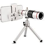 Недорогие -объектив с длинным фокусным расстоянием для мобильного телефона 18x макрос 35 3 70 объектив с подставкой