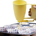 Недорогие -ручка торт, создающая вспомогательную чашку, выпечка для теста