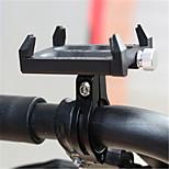 Недорогие -Велоспорт Мобильный телефон держатель стенд Регулируемая подставка Тип пряжки Алюминий Держатель