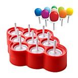 Недорогие -Инструменты для выпечки Лед Для получения льда конфеты многообещающий силикагель Творческая кухня Гаджет Своими руками
