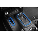 Недорогие -автомобильный Чехлы на коробках передач Всё для оформления интерьера авто Назначение Jeep Все года Wrangler