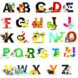 Недорогие -Игрушка для обучения чтению Игрушки Животные Животные Семья утонченный Ручная работа Взаимодействие родителей и детей Мягкие пластиковые