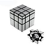 Недорогие -Кубик рубик RC342-S Зеркальный куб 3*3*3 Спидкуб Кубики-головоломки головоломка Куб Специально разработанный Квадратный Подарок