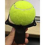Недорогие -Кошка Собака Игрушки для животных Инвентарь Простой Портативные Простая установка Регулируемый размер Мячи для тенниса Резиновый силикон