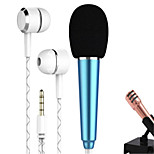 cheap -Microphones Wire Wired Android IOS iPod Touch iPad iPhone