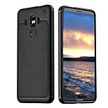 cheap -Case For Huawei Mate 10 pro Mate 10 lite Shockproof Frosted Back Cover Solid Color Soft TPU for Mate 10 Mate 10 pro Mate 10 lite