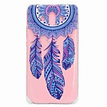 cheap -Case For Huawei Mate 9 Mate 10 Transparent Pattern Back Cover Dream Catcher Soft TPU for Mate 10 Mate 10 pro Mate 10 lite Mate 9
