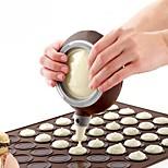 Недорогие -силиконовый макаронный горшок с 3-мя соплами для выпечки для печенья с кремовым маслом для десерта