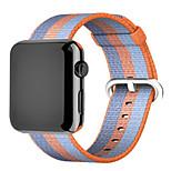Недорогие -часовая группа для серии часов яблока 3/2/1 яблочный браслет классический пряжкой нейлон