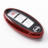 Недорогие -автомобильная крышка для ключей diy автомобильные салоны для nissan все годы патруль y62 силикагель