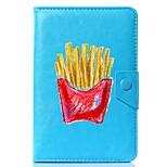 Недорогие -универсальный футляр для картофеля фри pu кожаный чехол для 7-дюймового 8-дюймового 9-дюймового планшета с 10-дюймовым планшетом