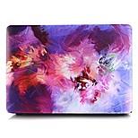 """Недорогие -MacBook Кейс для Масляный рисунок Поликарбонат материал Новый MacBook Pro 13"""" MacBook Air, 13 дюймов MacBook Air, 11 дюймов Macbook"""