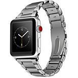 preiswerte -Uhrenarmband für Apple Watch Series 3 / 2 / 1 Apple Klassische Schnalle Stehlen Handschlaufe