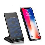 Недорогие -Беспроводное зарядное устройство Телефон USB-зарядное устройство USB Беспроводное зарядное устройство Автоматическая регуляция силы тока