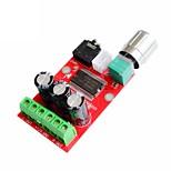Недорогие -m145 оригинальное высокое разрешение yamaha цифровой усилитель d усилитель звука dc12v